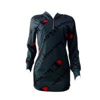 Digital Printed Hoodie Dress