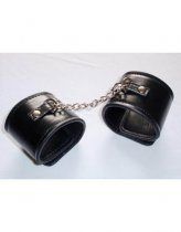 Leather Wrist Restraints TY014