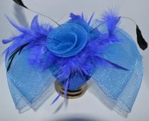 Hair Clip With Feather and Flower TY904-4