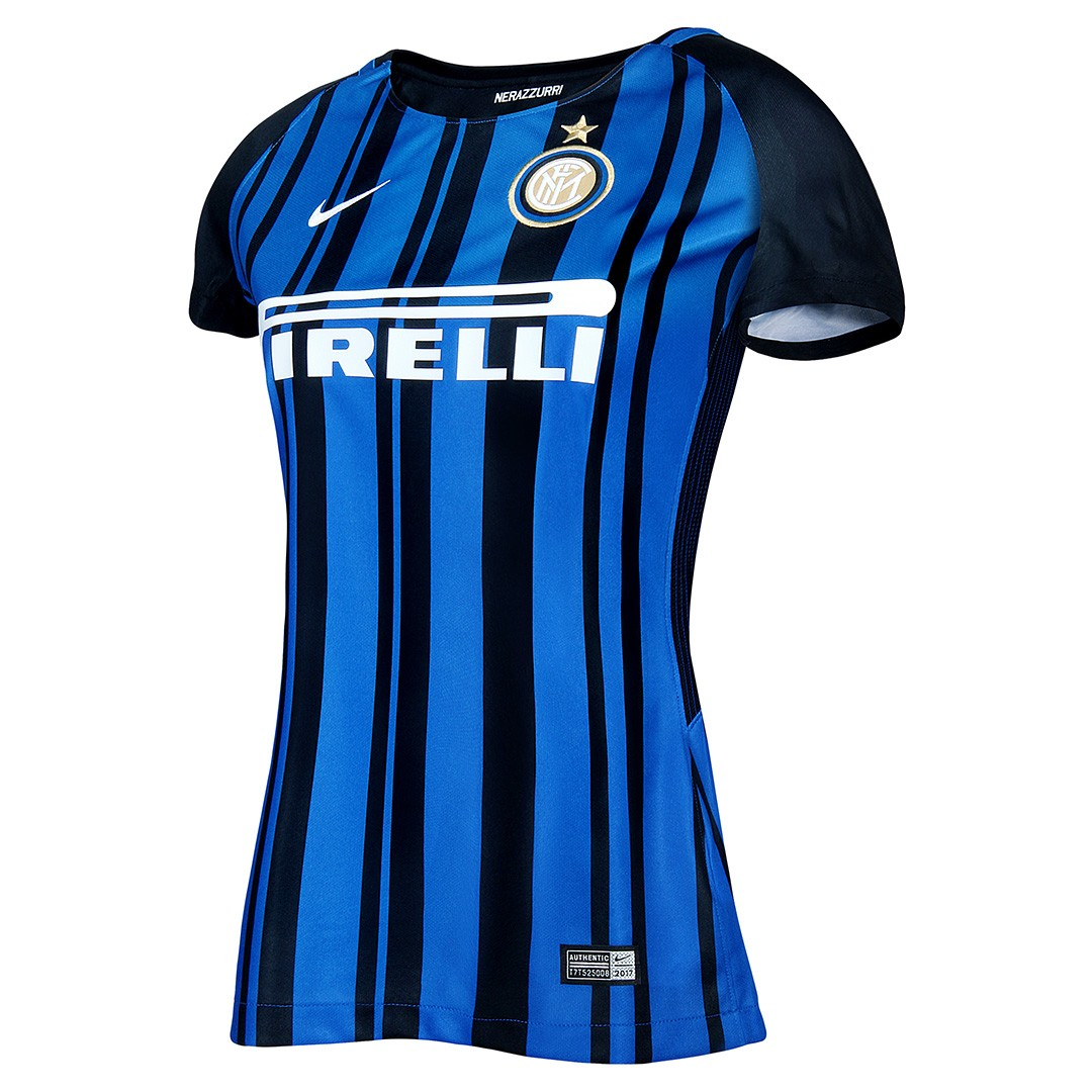 huge selection of 064ac 37b4d Inter Milan soccer jersey Home Jersey Women 2017/18 for sale