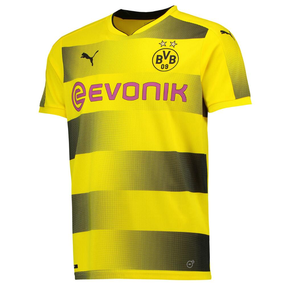 us 15 8 borussia dortmund home jersey men 2017 18 www. Black Bedroom Furniture Sets. Home Design Ideas