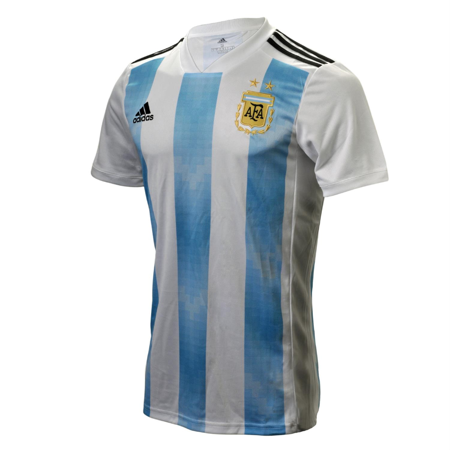 af1a30c0790 US  15.8 - Argentina FIFA World Cup 2018 Home Jersey Men -  www.yajerseyclub.com