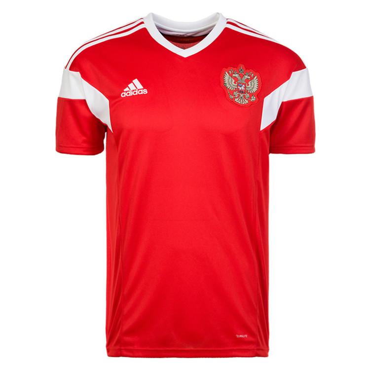 731864a36a8 ... us 15.8 russia fifa world cup 2018 home jersey men soccerworldfc