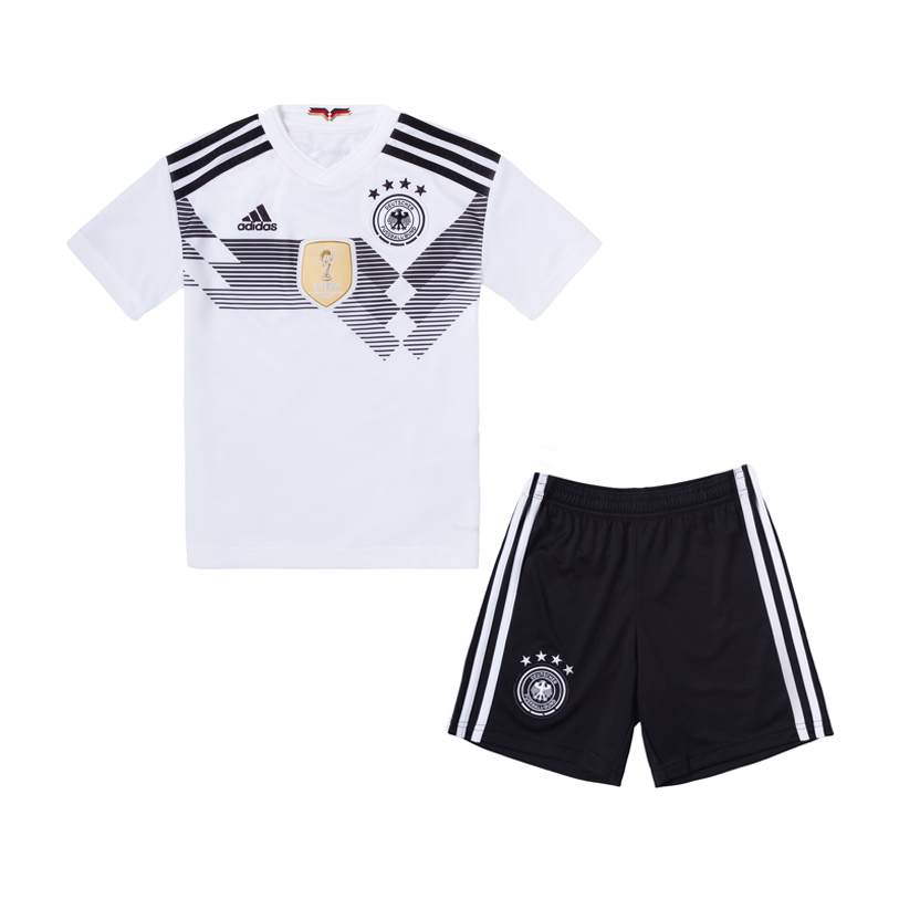 brand new 91dc3 fd643 Germany FIFA World Cup 2018 Home Jersey Kids
