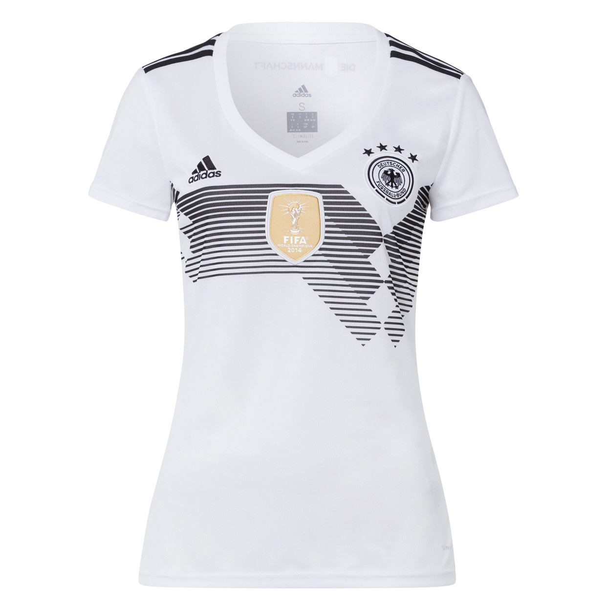 e796f81bd Germany soccer jersey FIFA World Cup 2018 Home Jersey Women for sale Item  NO: SW072825