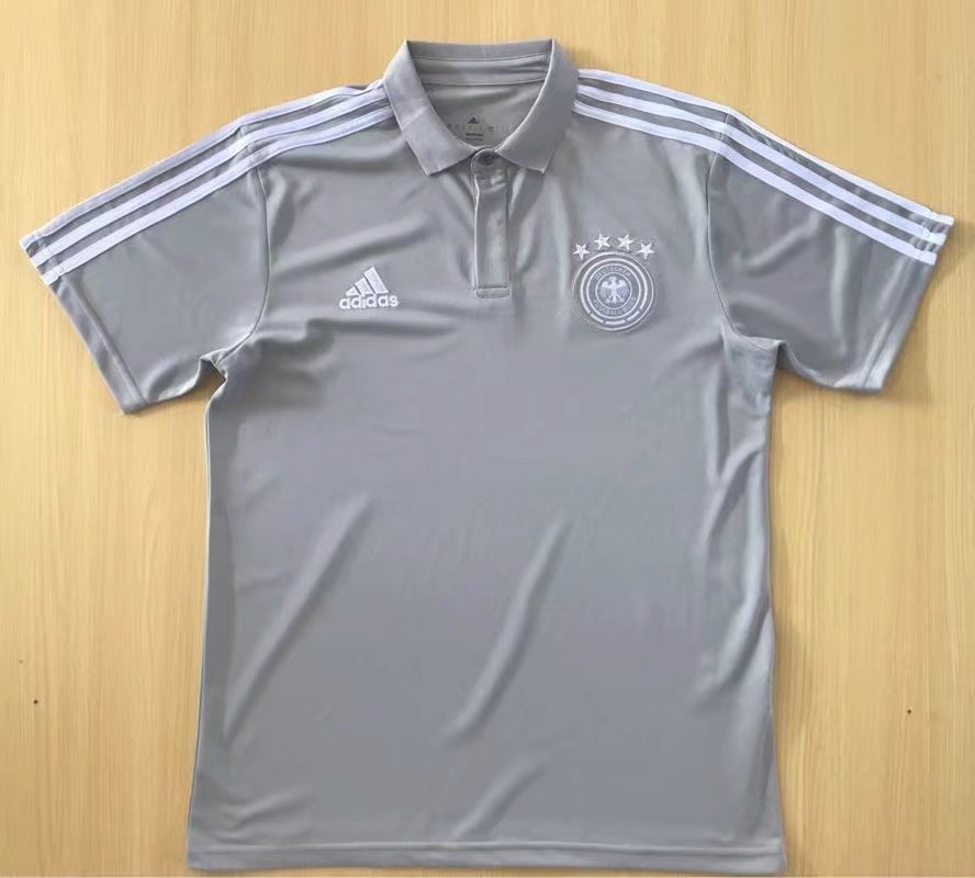 d1a4f5fc5 US  15.8 - Germany FIFA World Cup 2018 Polo Shirt Grey -  www.yajerseyclub.com