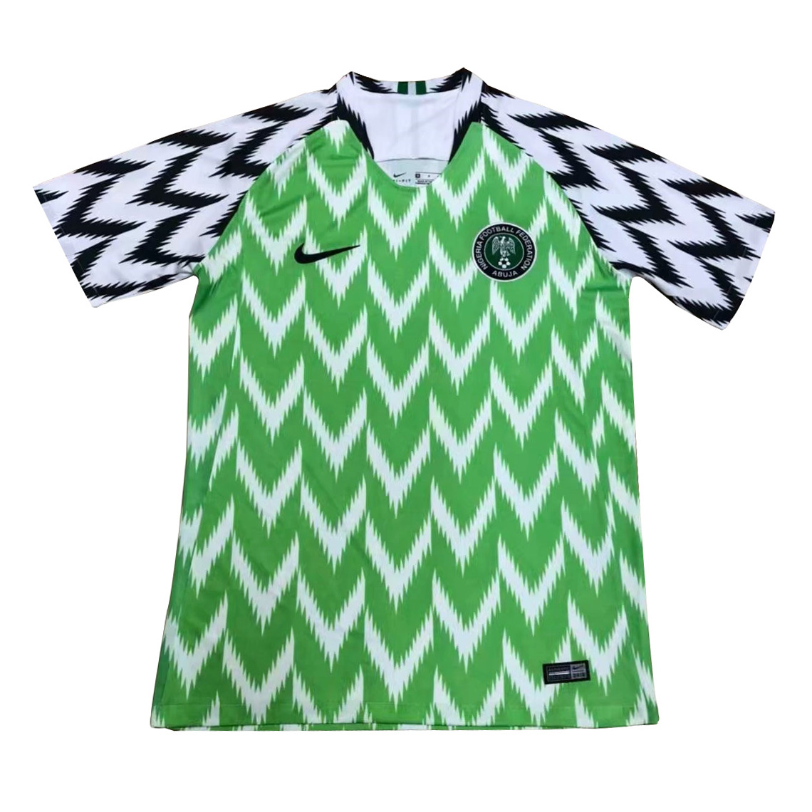 f890d0e3dee US  15.8 - Nigeria FIFA World Cup 2018 Home Jersey Men -  www.yajerseyclub.com