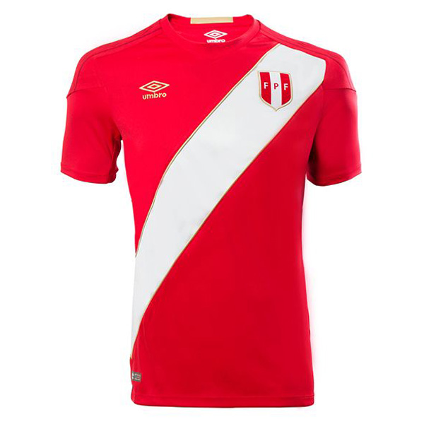 Image result for peru world cup jersey
