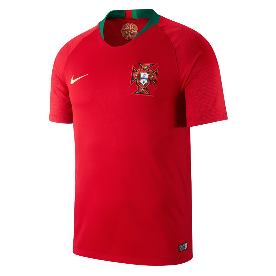 Image result for portugal world cup home jersey