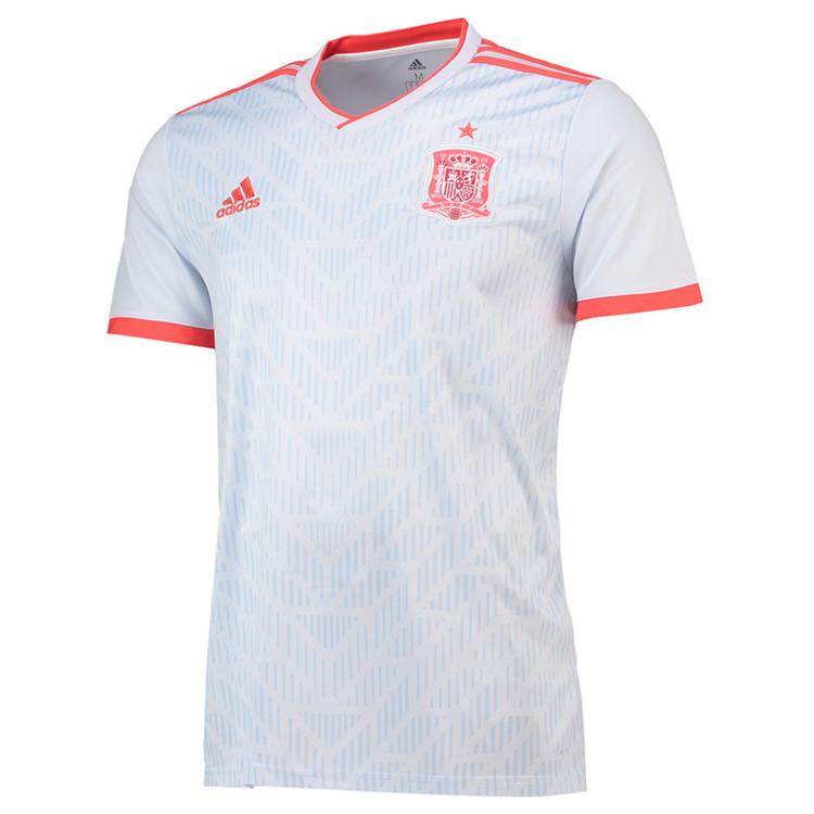 timeless design 6bcca f2f97 Spain FIFA World Cup 2018 Away Jersey Men's