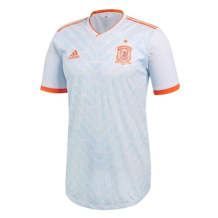 ac6779dbc Spain soccer jersey FIFA World Cup 2018 Away Jersey Men - Match