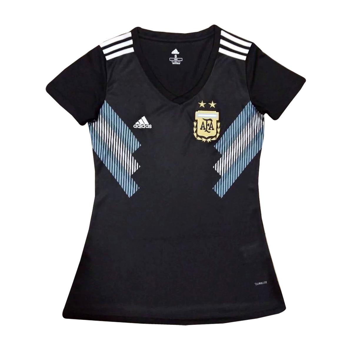 db4140ae8b8 US  14.8 - Argentina FIFA World Cup 2018 Away Jersey Women -  www.yajerseyclub.com