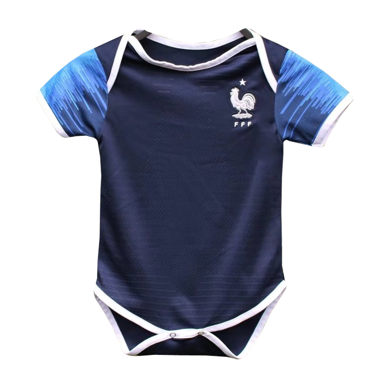 new concept d0312 a8fca Kids Soccer Jersey France FIFA World Cup 2018 baby football jerseys