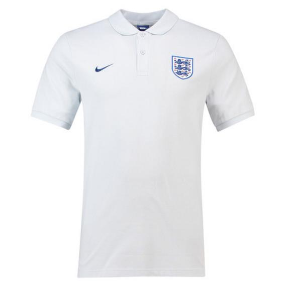 5e5c66b24f7 England Soccer jersey FIFA World Cup 2018 Polo Shirt White jerseys for sale