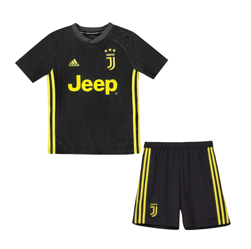 a5942c424b8 US  14.8 - Juventus Third Jersey Kids  2018 19 - www.fcsoccerworld.com