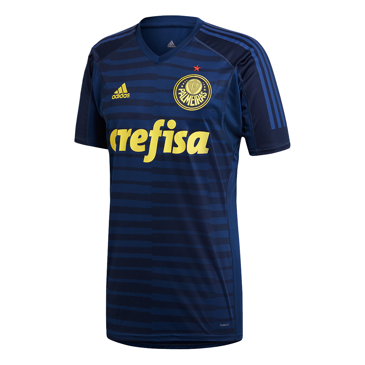 55ddfe68855 US  15.8 - Palmeiras Goalkeeper Blue Jersey Short Sleeve Men s 2018 19 -  www.fcsoccerworld.com