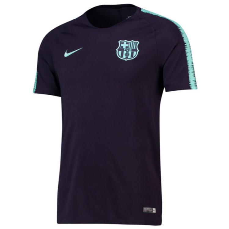 39265410dd7 US  15.8 - Barcelona Short Training Purple Jersey Men s 2018 19 -  www.fcsoccerworld.com