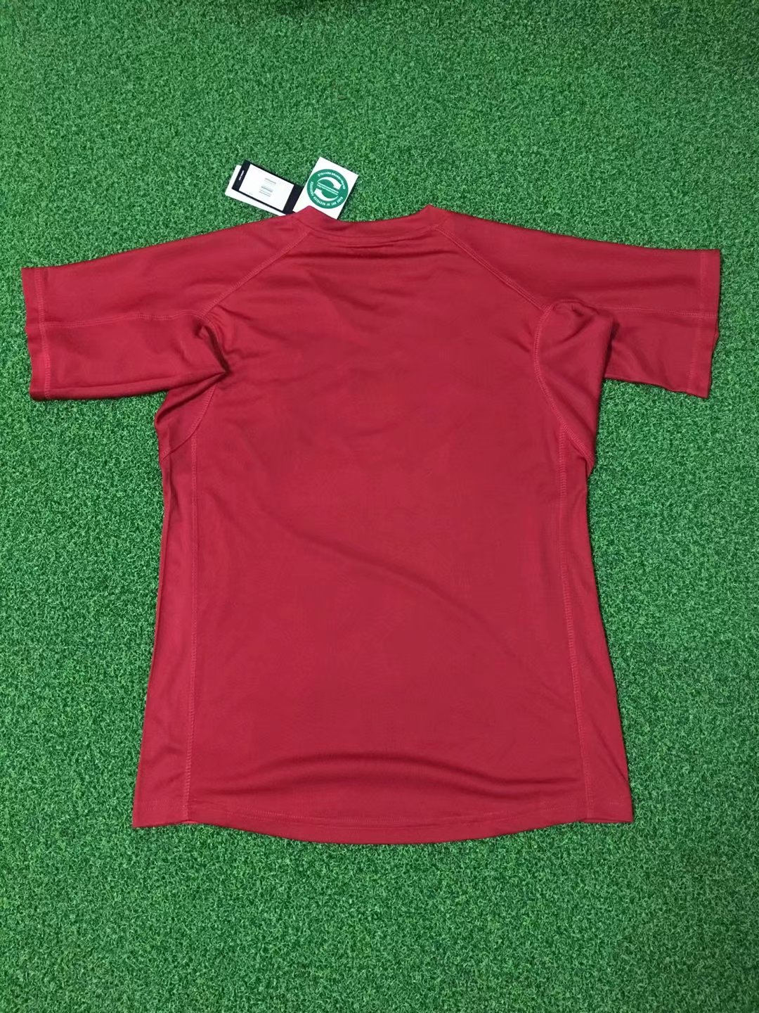 e67bb96c3be US  15.8 - Juventus Goalkeeper Red Jersey Short Sleeve Men s 2018 19 -  www.fcsoccerworld.com