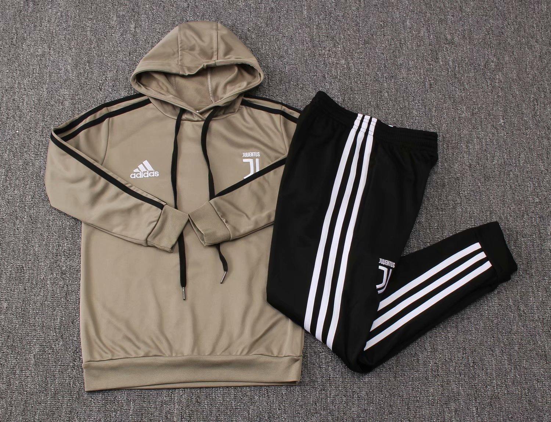 c96b4e26f US$ 33.8 - Kids Juventus Apricot Hoodie Sweatshirt + Pants Suit 2018/19 -  www.fcsoccerworld.com
