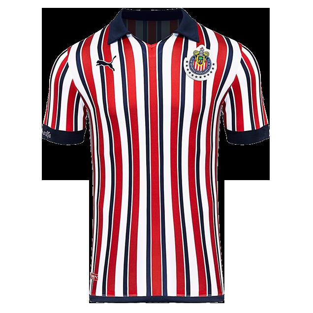 1d6331b4b1c US$ 15.8 - Chivas 2019 Club World Cup Home Jersey Men's - www .fcsoccerworld.com