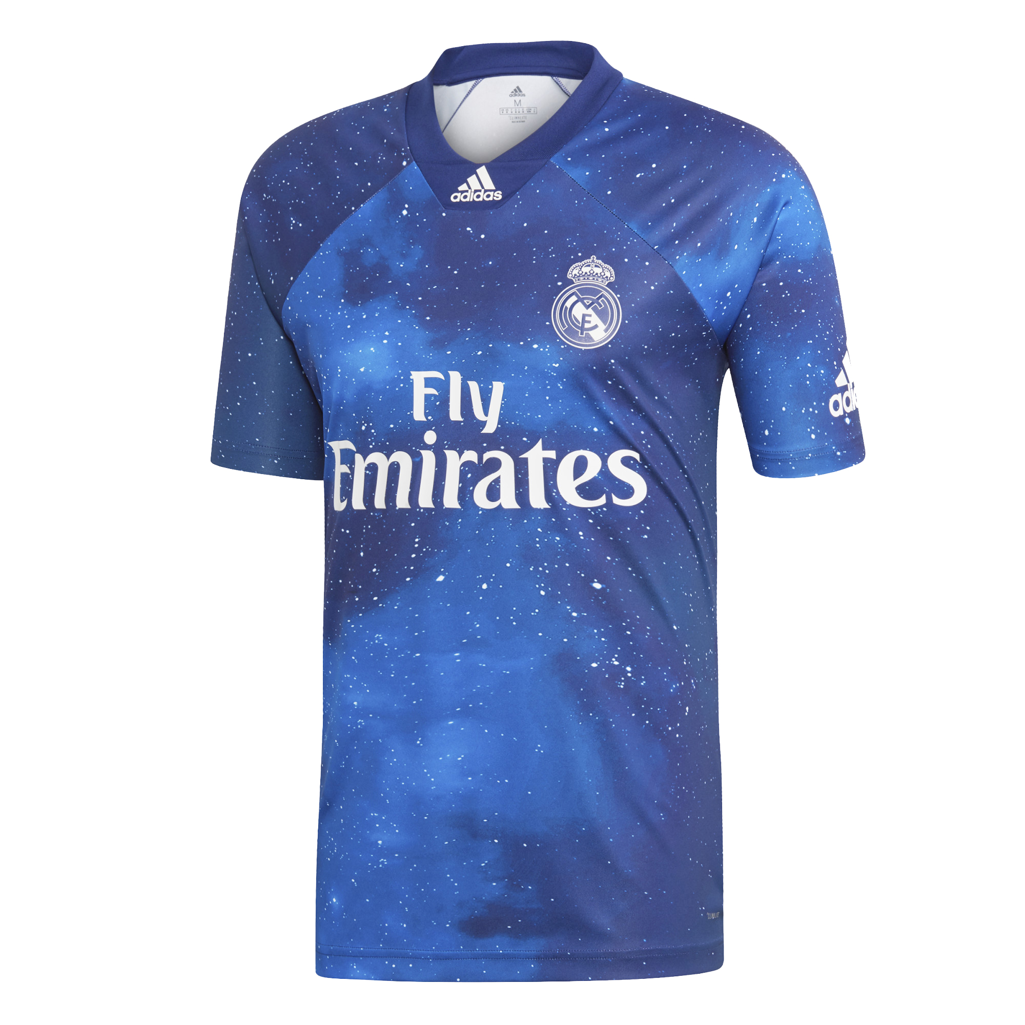 classic fit 4673e 531ce Real Madrid EA SPORTS Jersey Men's 2018/19