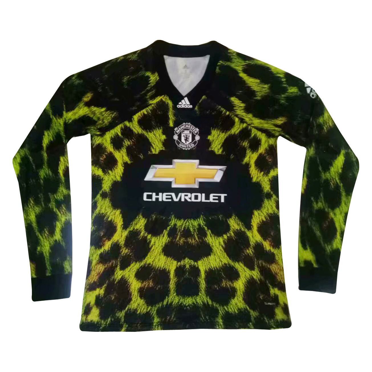 new style adf96 6913b Manchester United EA Sports Long Sleeve Jersey Men's 2018/19