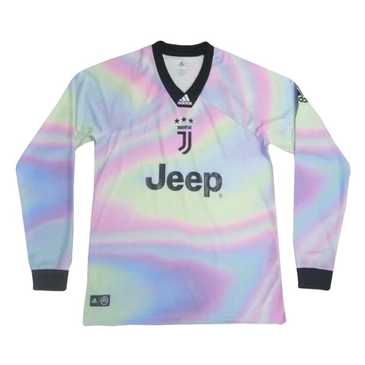 new concept fd4b4 715eb Juventus EA SPORTS Jersey Long Sleeve Men's 2018/19