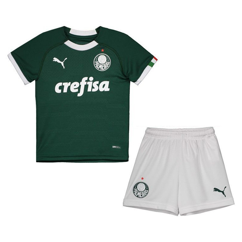 9ec5659cc9c US$ 14.8 - Palmeiras Home Jersey Kids' 2019/20 - www.fcsoccerworld.com