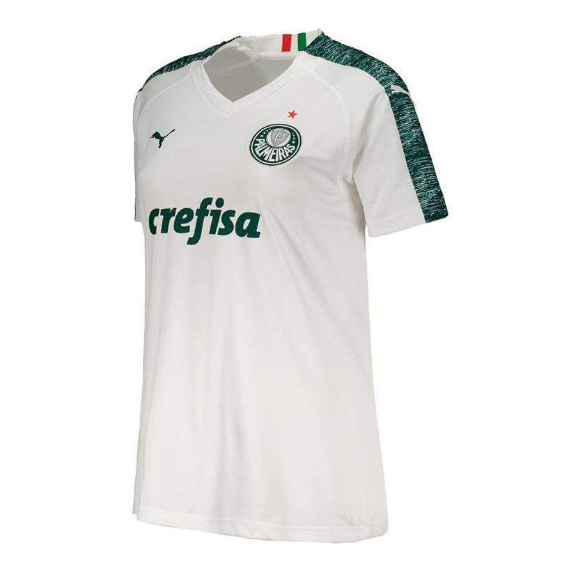 42ef8278554 US$ 14.8 - Palmeiras Away Jersey Women's 2019/20 - www.fcsoccerworld.com