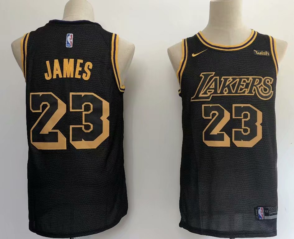 b4fbbf7ae US  18.8 - Men s Los Angeles Lakers LeBron James 23 Jordan Brand Black 2019  NBA All-Star Game Finished Swingman Jersey - www.fcsoccerworld.com