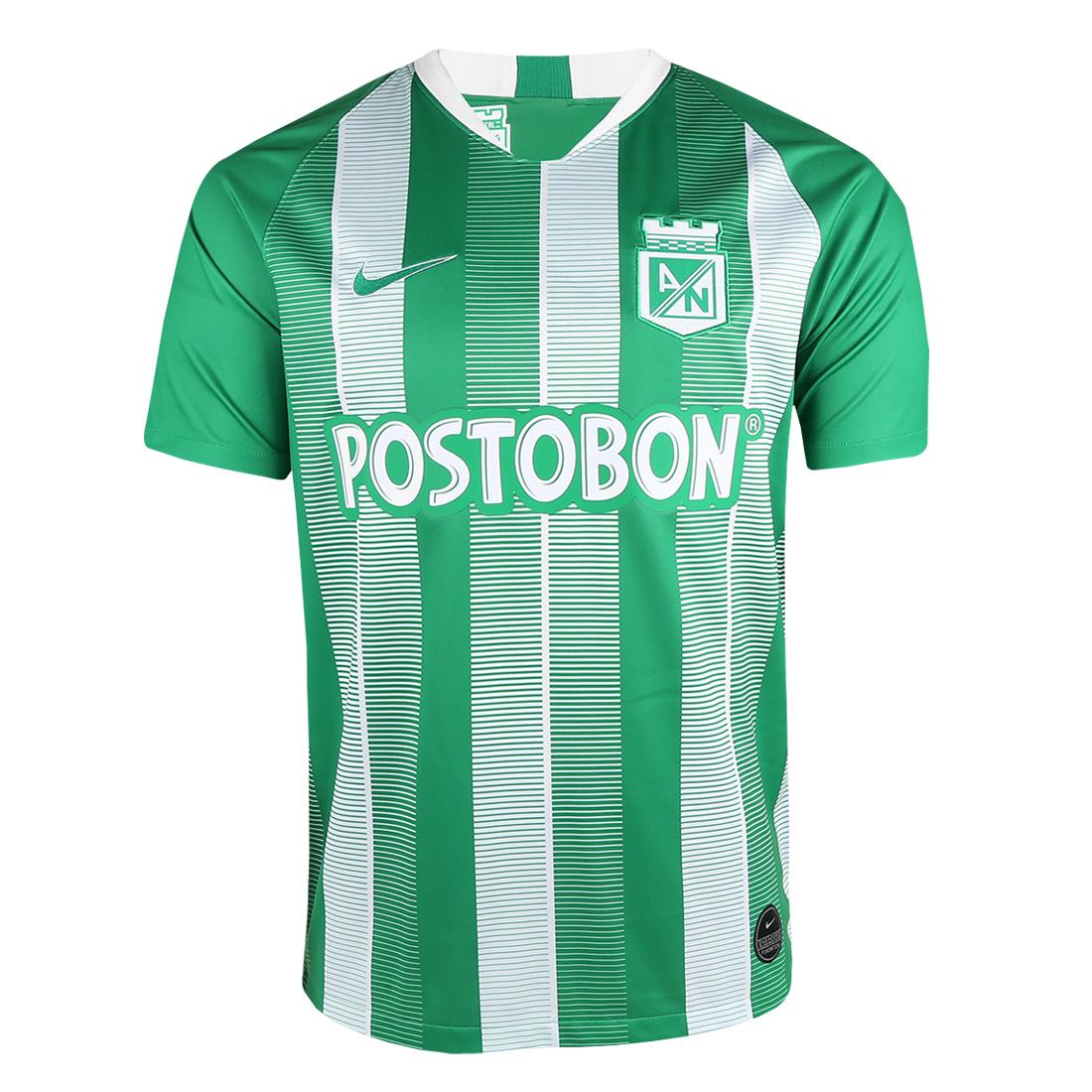 198f29299 Team Sports Atletico Nacional Retro Jersey Soccer