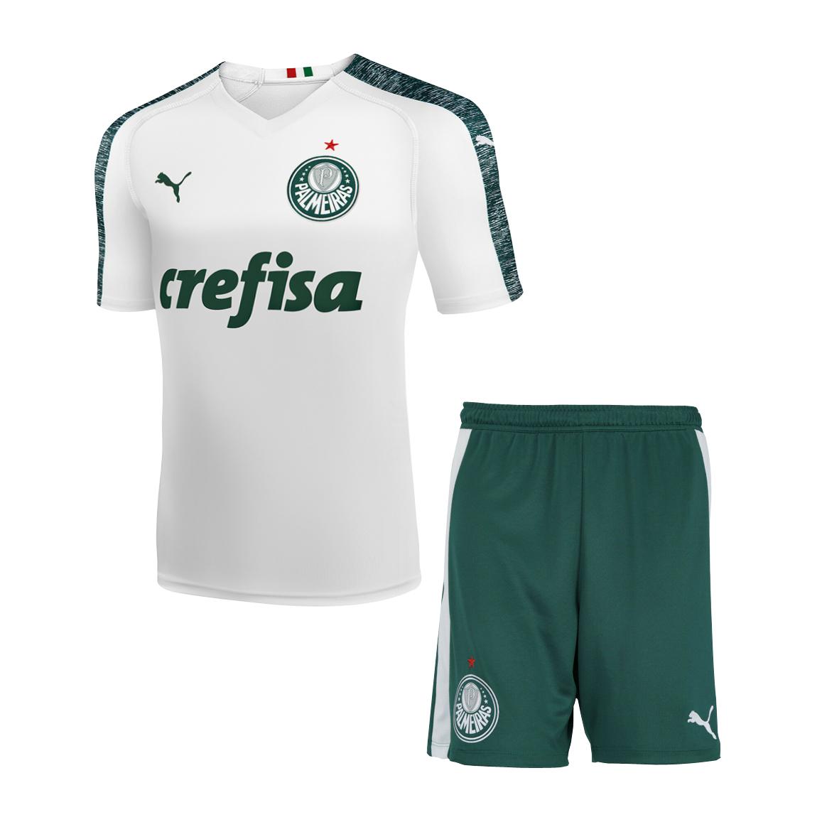 0f19a2b1eed US$ 14.8 - Palmeiras Away Jersey Kids' 2019/20 - www.fcsoccerworld.com