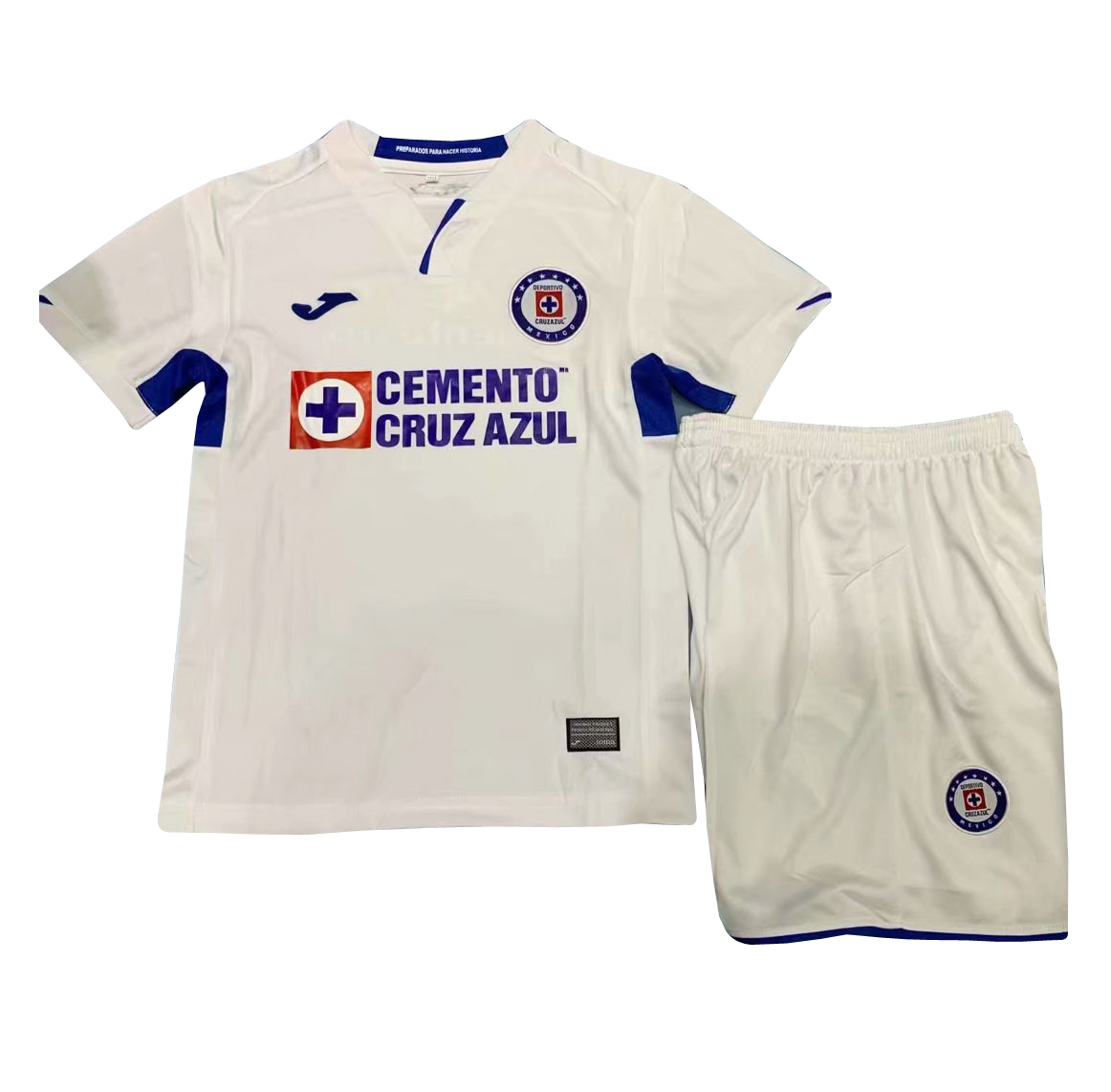 f7ba4925c US$ 14.8 - Cruz Azul Away Jersey Kids' 2019/20 - www.fcsoccerworld.com