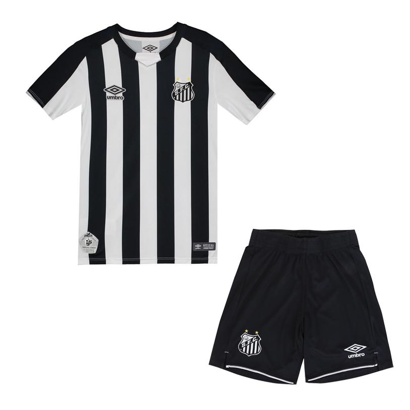 cc53e9e3e07 US$ 14.8 - Santos FC Away Jersey Kids 2019/20 - www.fcsoccerworld.com