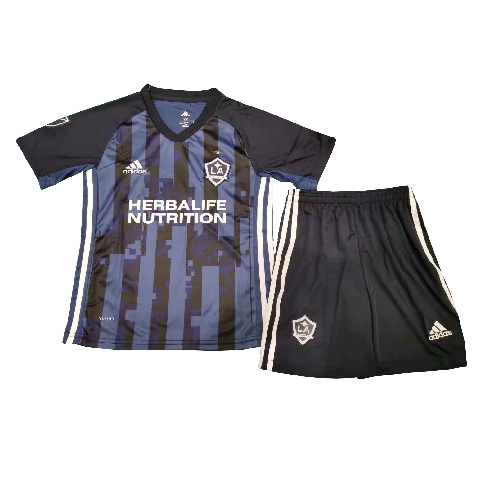 b6a0a0de1 US$ 14.8 - Los Angeles Galaxy Away Jersey Kids' 2019/20 -  www.fcsoccerworld.com