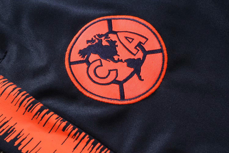 a1f0369ae25 US  37.8 - Club America Jacket + Pants Training Suit Orange 2018 19 -  www.fcsoccerworld.com