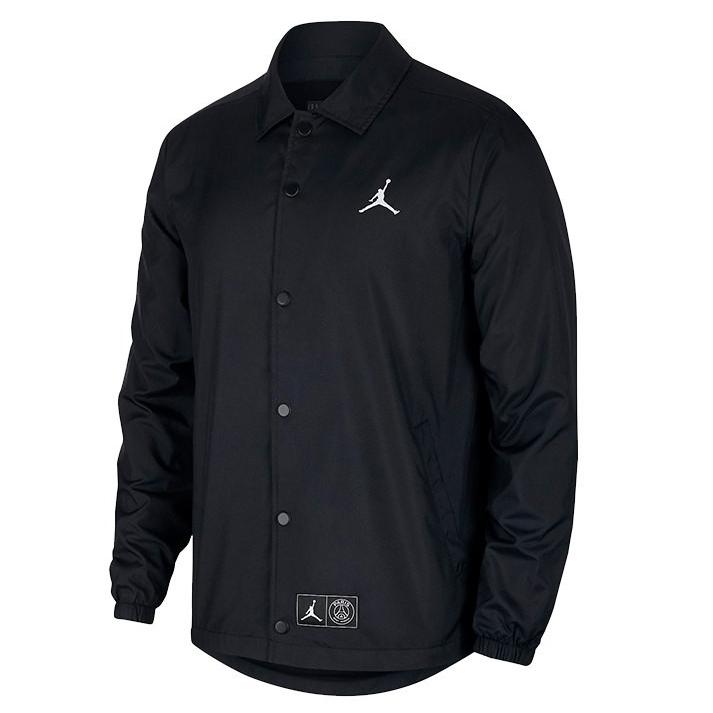 d3606f10c US$ 28.8 - PSG x Jordan Authentic Woven Windrunner Black 2019/20 -  www.fcsoccerworld.com