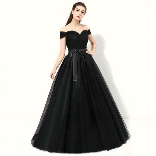 Hot Sale Sweetheart Prom Dress Corset Back Floor Length Puffy Tulle ...