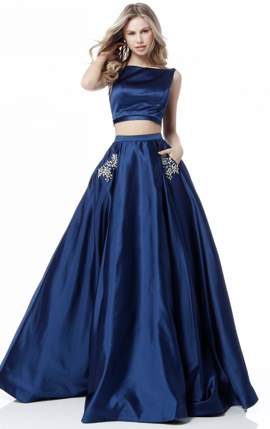f9c9006aeb0 Navy Blue Quinceanera Dresses 2018 - Data Dynamic AG