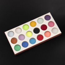 18Colors/Set  Nail Acrylic Powder Liquid