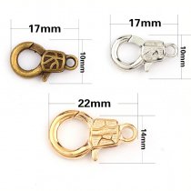 Handcuffs Lock  Lobster Clasps Hook Key Chain