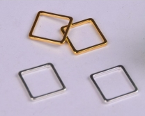 Copper Charm 12mm,14mm,16mm  thiness1.1mm 100 pcs