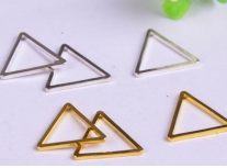 Copper Charm 11mm,13mm,15mm  thiness1mm 100 pcs