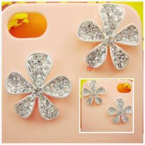 Shining 花?   Metal Decoration Parts 10pieces
