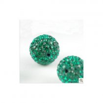 Top quality copper rhinestone beads  spacer-beads  200pcs 8㎜