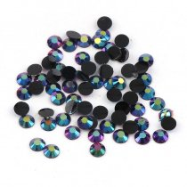 5mm, 5000Pieces/Lot,Jelly AB Resin Rhinestone,  Sold By Lot
