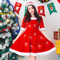 Christmas Cosplay Costumes MLY8545