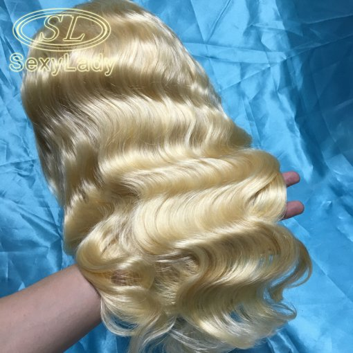 613# full lace wig bodywave