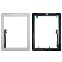iPad 3 Touch Screen/Home Button Assembly White
