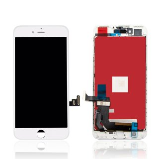 iPhone 8G LCD/Digitizer Assembly White SC